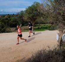 Cyprus Challenge 2017, 21 km Half Marathon- Akamas Trail, Coral Bay Hotel with Arena Sports.