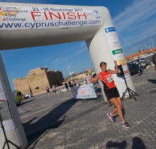 Cyprus International 4 Day Challenge 2017, 10km Paphos 2017
