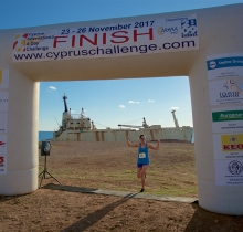 Cyprus International 4 Day Challenge 6km Time trail 2017
